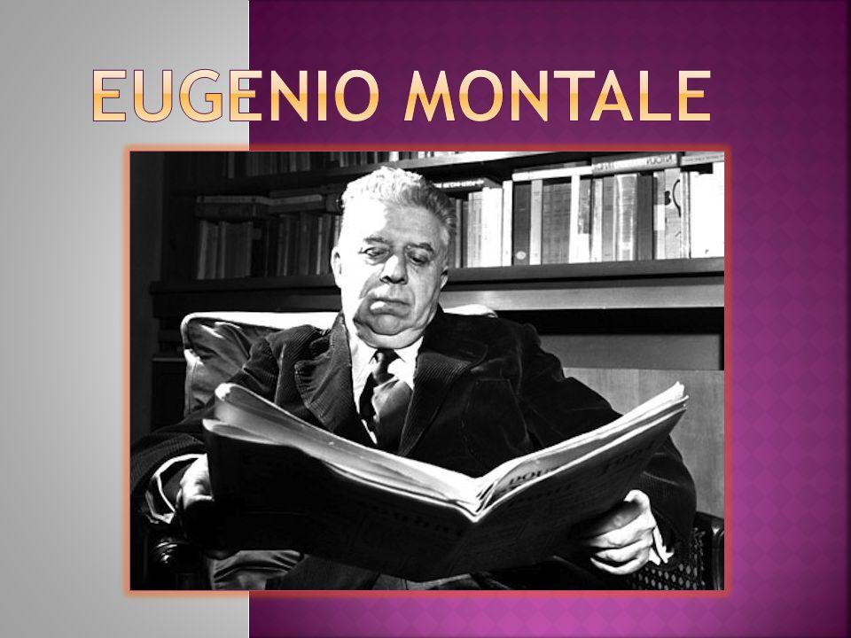 Nel 1927 il poeta si trasferisce a Firenze.