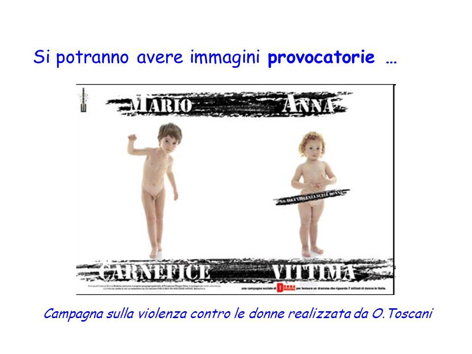 Toscani ha dichiarato: Cè una bellezza nella tragedia.