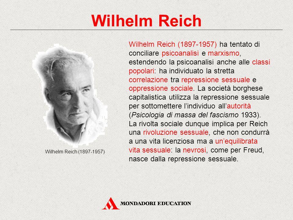 La psicologia umanistica Erich Fromm collega lo sviluppo individuale al contesto sociale, politico ed economico.