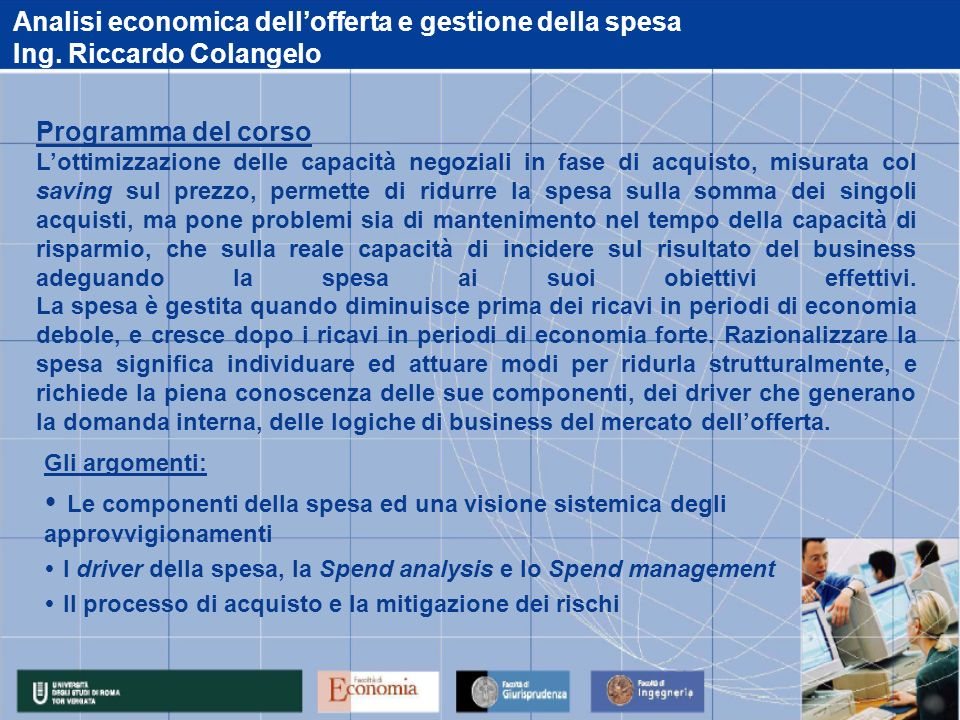 Contract Management Dott.Vincenzo Patanè, Dott.