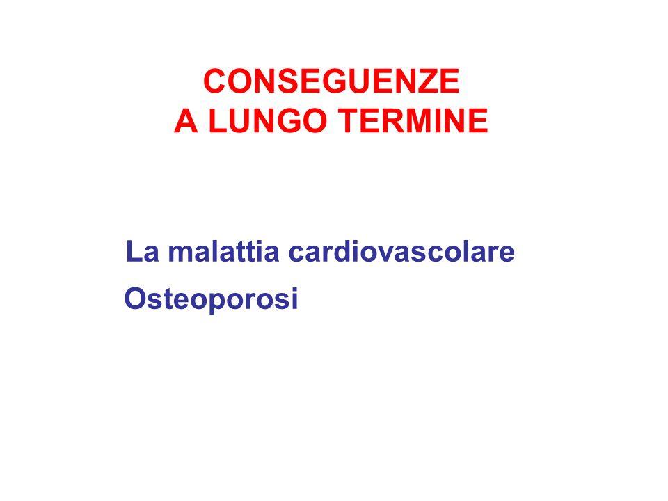 Durante la vita fertile la donna gode di una protezione biologica nei confronti della patologia coronarica.
