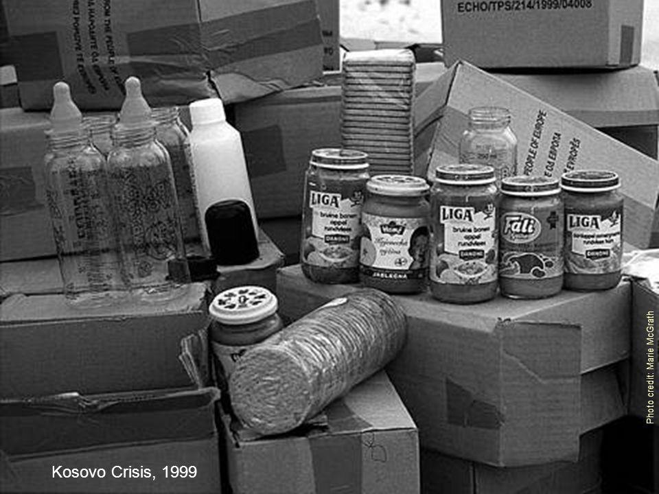 Donazioni al Libano Photo credit: Ali Maclaine, 2006