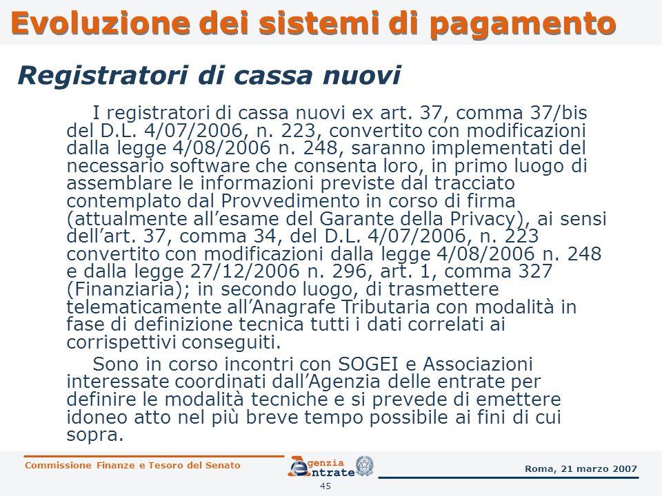 46 I sistemi Informativi di Equitalia S.p.A.