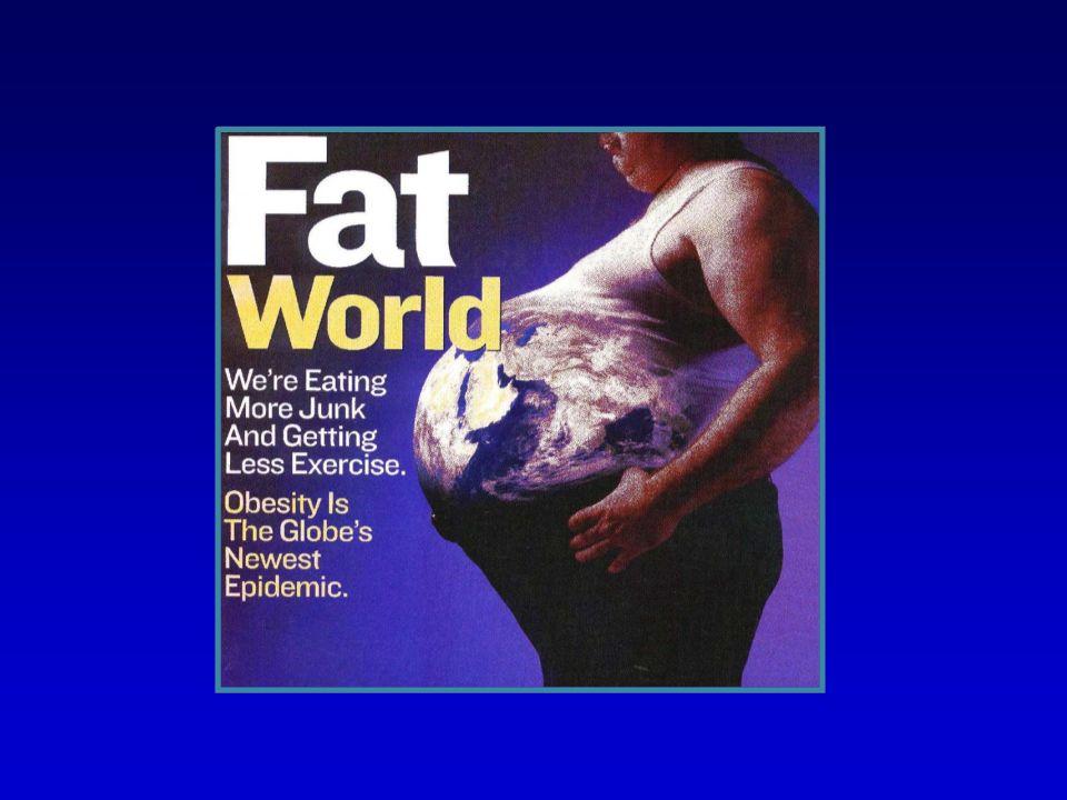 Lobesità addominale aumenta il rischio di sviluppo di diabete di tipo 2 <7171–75.976–8181.1–8686.1–9191.1–96.3>96.3 24 20 16 12 8 4 0 Rischio relativo Circonferenza vita (cm) Carey et al 1997