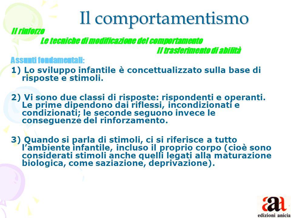 INDIVIDUO EDUCAZIONE SOCIETA Per un approccio ecologico-comportamentale INDIVIDUO EDUCAZIONE SOCIETA