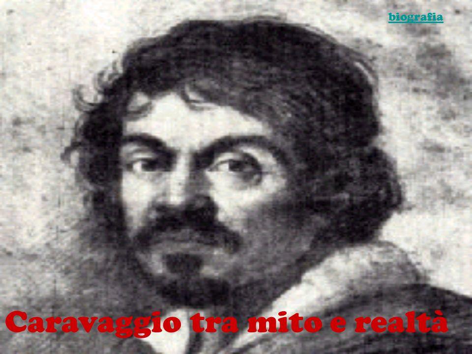 28 settembre 1573 Michelangelo Merisi nasce a Caravaggio o forse a Milano da Fermo Merisi e Lucia Aratori