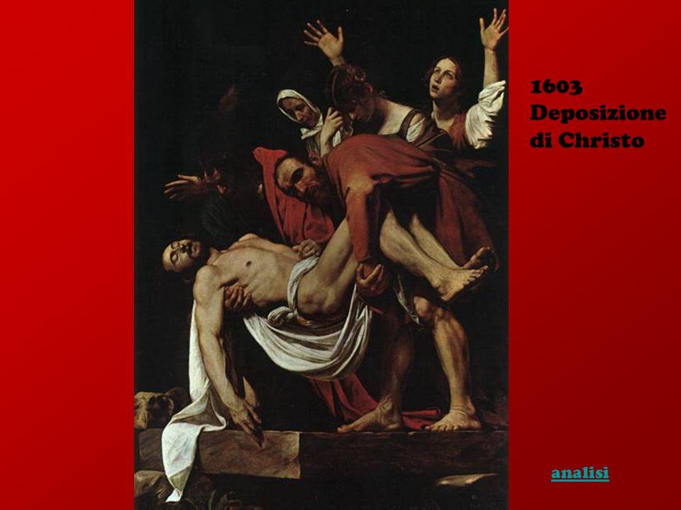 1603 querela per il libello contro Baglione Amor sacro,amor profano una delle opere di Baglione