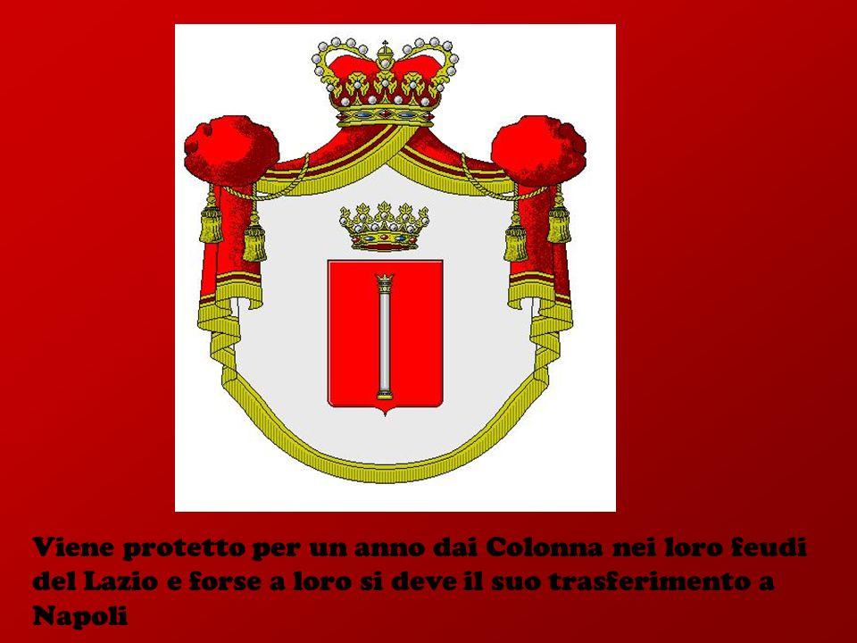 1606 Napoli Contesto storico
