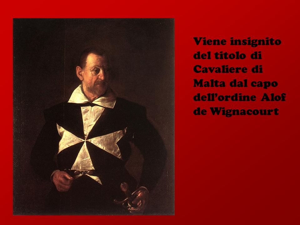 Tenta di ottenere la grazia dal papa usando come intermediari la famiglia Borromeo e Borghese