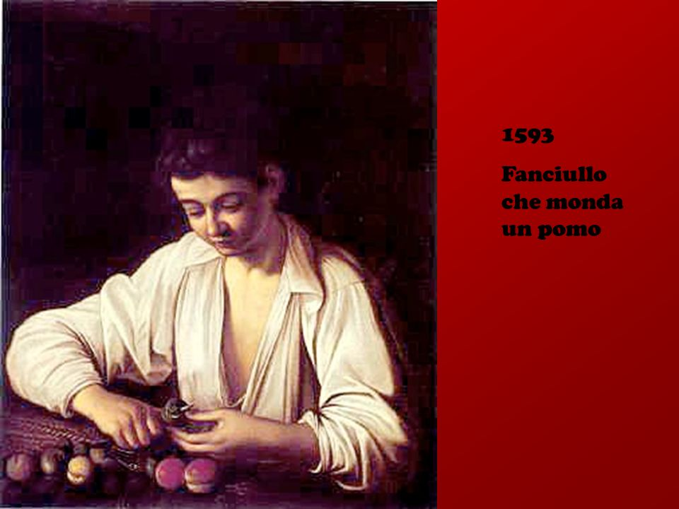 1593 Bacchino malato