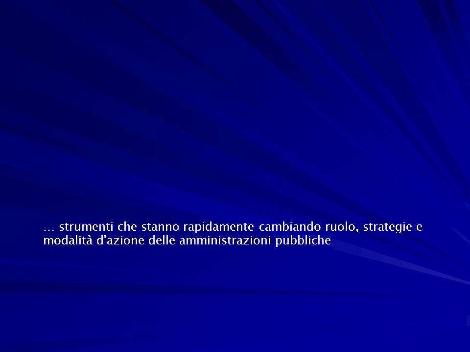 Orientamenti della Regione Puglia Norme generali di governo e uso del territorio (L.R.