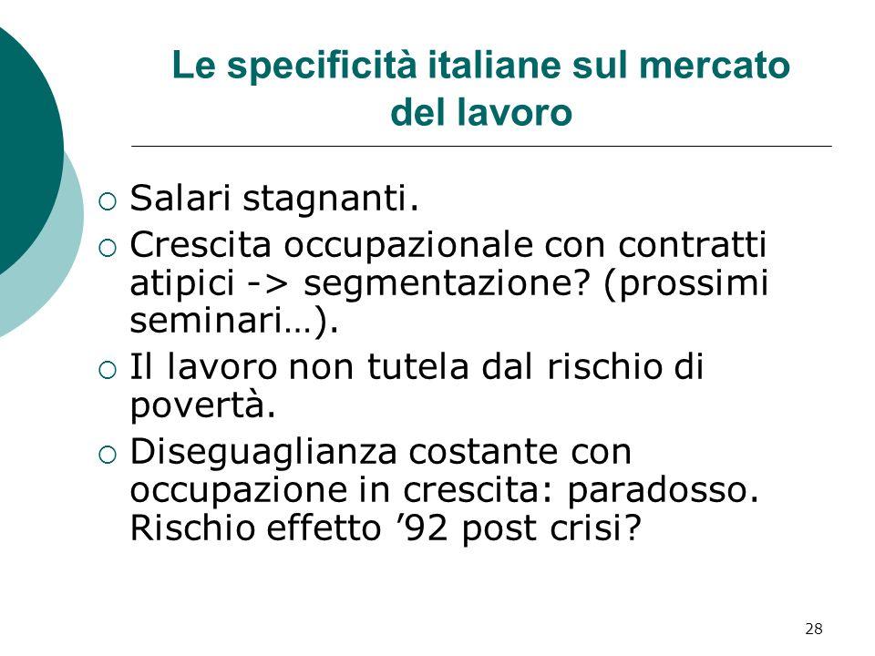 29 Retribuzioni medie annue e mensili, Italia 1985-2002