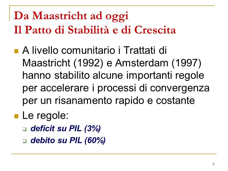 7 I principali numeri della finanza pubblica Debito pubblico complessivo al 31 agosto 2010: 1.843 miliardi di euro Rapporto Debito pubblico / PIL 2010: 118,3% Debito enti territoriali al 31 agosto 2010: 112,3 miliardi di euro di cui il debito swappato è 35,5 miliardi di euro