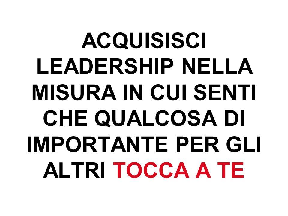 NEL CASO CI FOSSE UN INCENDIO, IL LEADER E IL PRIMO CHE DICE IO SO QUAL E LA VIA DUSCITA…- Rudy Giuliani