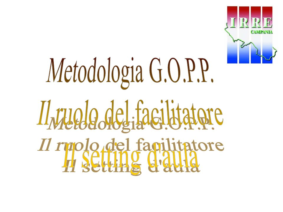 LA METODOLOGIA G.O.P.P.
