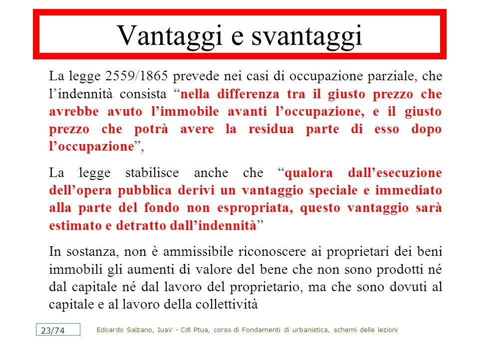 Edoardo Salzano, IuaV - Cdl Ptua, corso di Fondamenti di urbanistica, schemi delle lezioni 24/74 La legge di Napoli (2892/1885) Si decise di risanare una vastissima parte del ventre di Napoli.