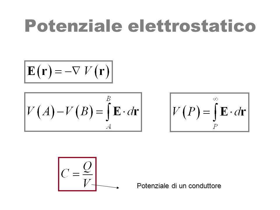 condensatori Cavo coassiale q -q