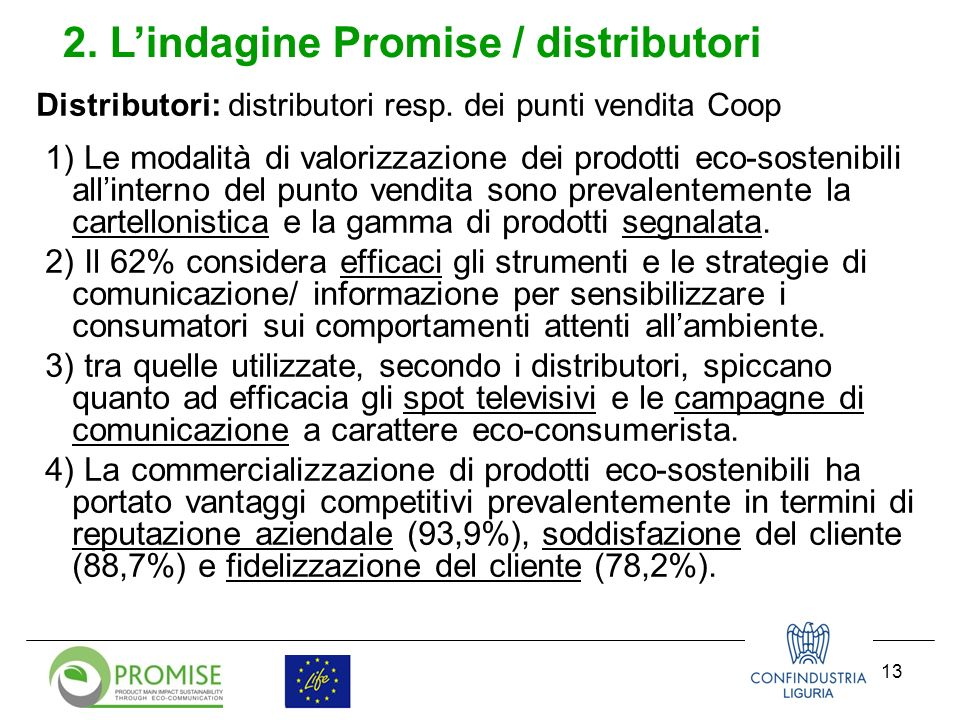 14 2.Lindagine Promise x P.A. 1/2 Pubblica Amministrazione: campione di 156 P.