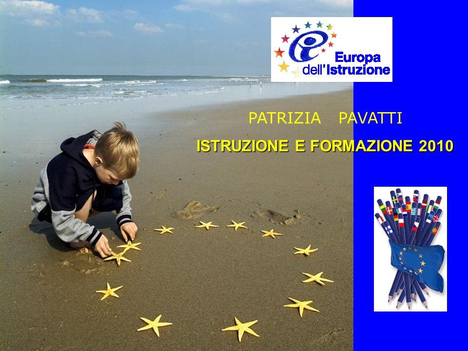 PROGETTO EUROPA DELLISTRUZIONE C.M. n.267 del 21 giugno 2004