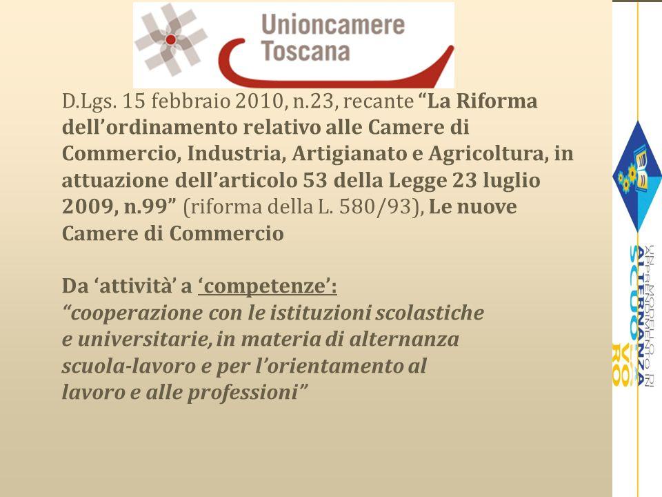5 Dicembre 2011: Protocollo di intesa UCT - R.T.