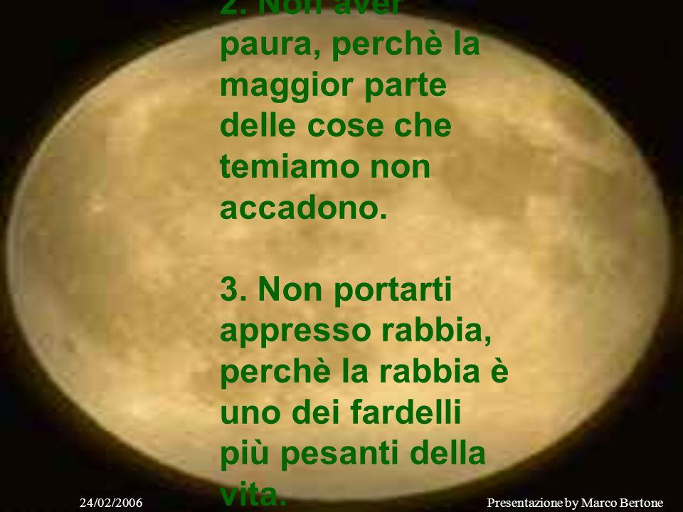 24/02/2006Presentazione by Marco Bertone 2.
