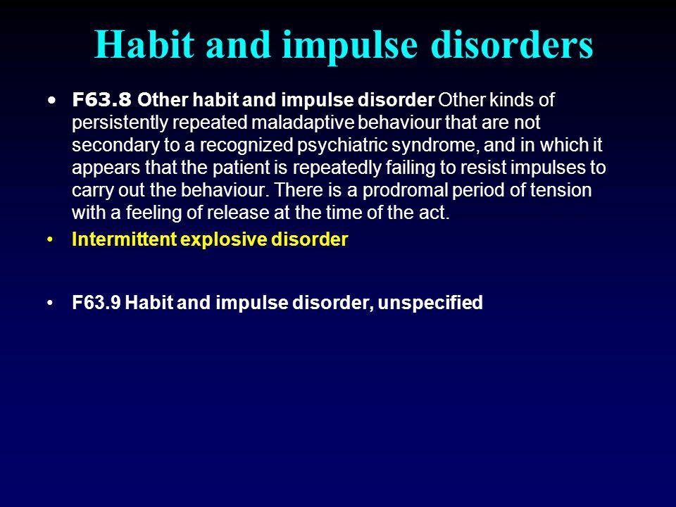 Disturbi dello spettro OCD Disturbi somatoformi