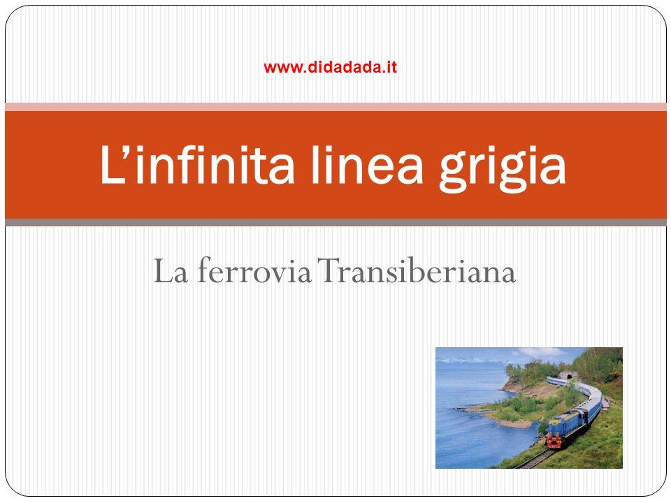 www.didadada.it Unimmagine straordinaria: la Transiberiana fotografata dalla navetta spaziale Endeavour.