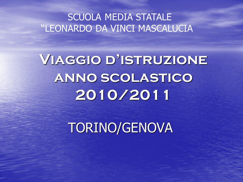 Volo Catania TORINO PARTENZA ore 07,15 ARRIVO ore 09,15