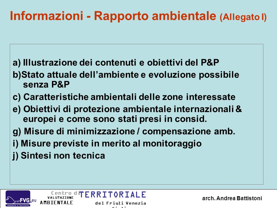 Consultazioni art.5 (4), art.