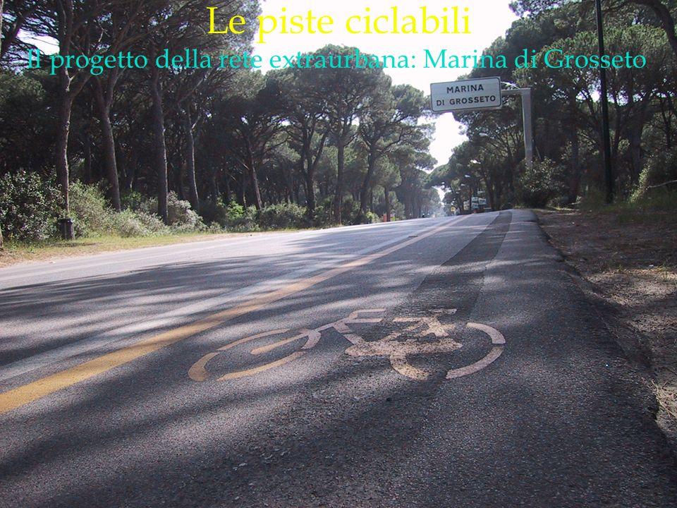 LOGO DELLA SOCIETÀ Le piste ciclabili Esempi di piste ciclabili extraurbane