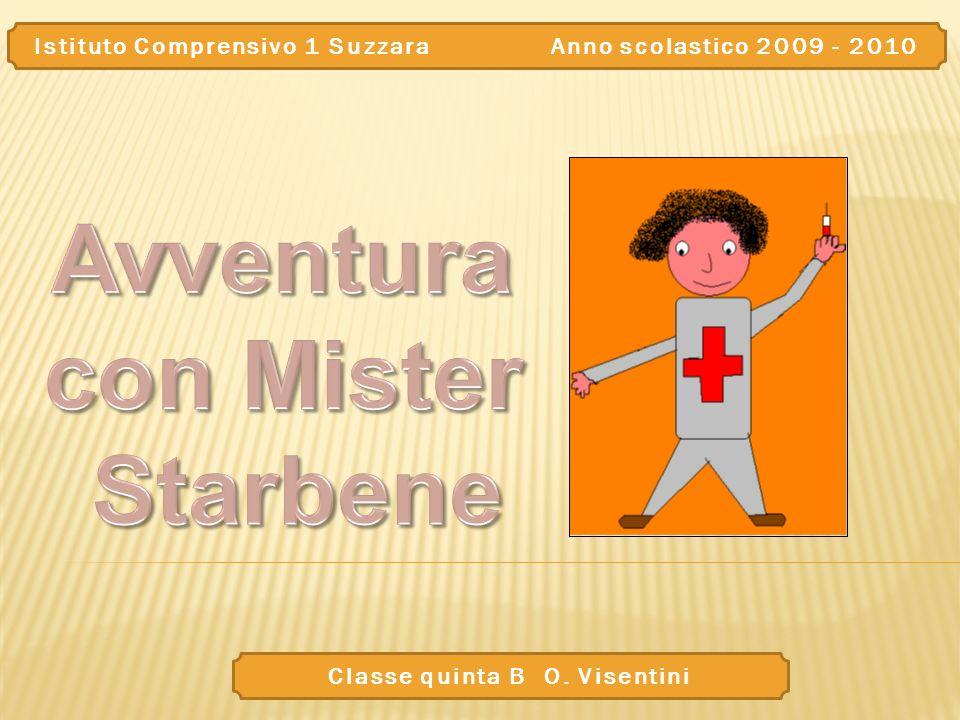 Lunedì, 15 Febbraio 2010 Oggi abbiamo ricevuto una lettera da un misterioso personaggio che si firma Mister Starbene e che chiede il nostro aiuto per risolvere un problema.
