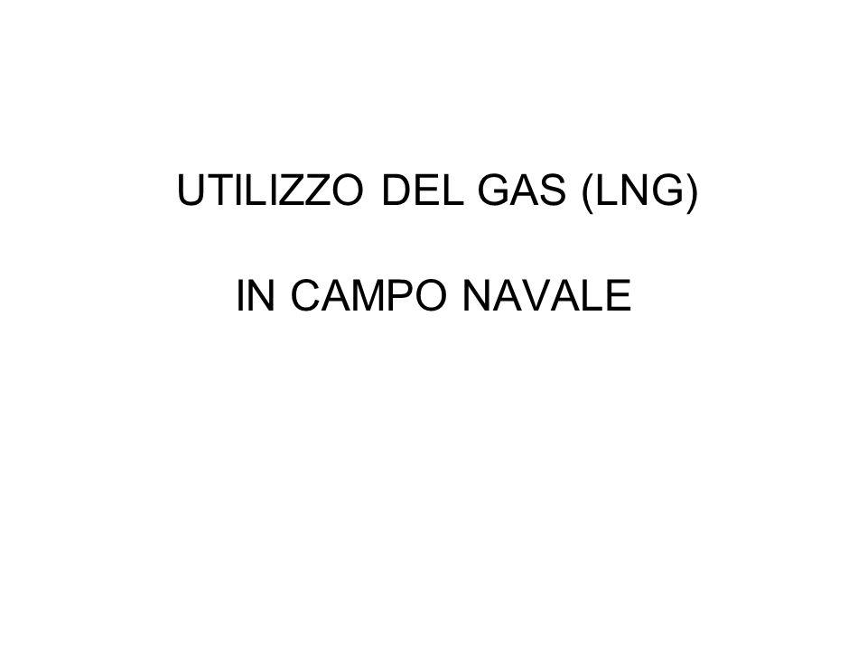 PROPULSIONE A GAS Lintroduzione di aree protette nelle acque territoriali europee ed americane (Emission Control Areas = ECA) sta sollecitando iniziative volte a sviluppare sulle navi lutilizzo di fonti di energia alternative.