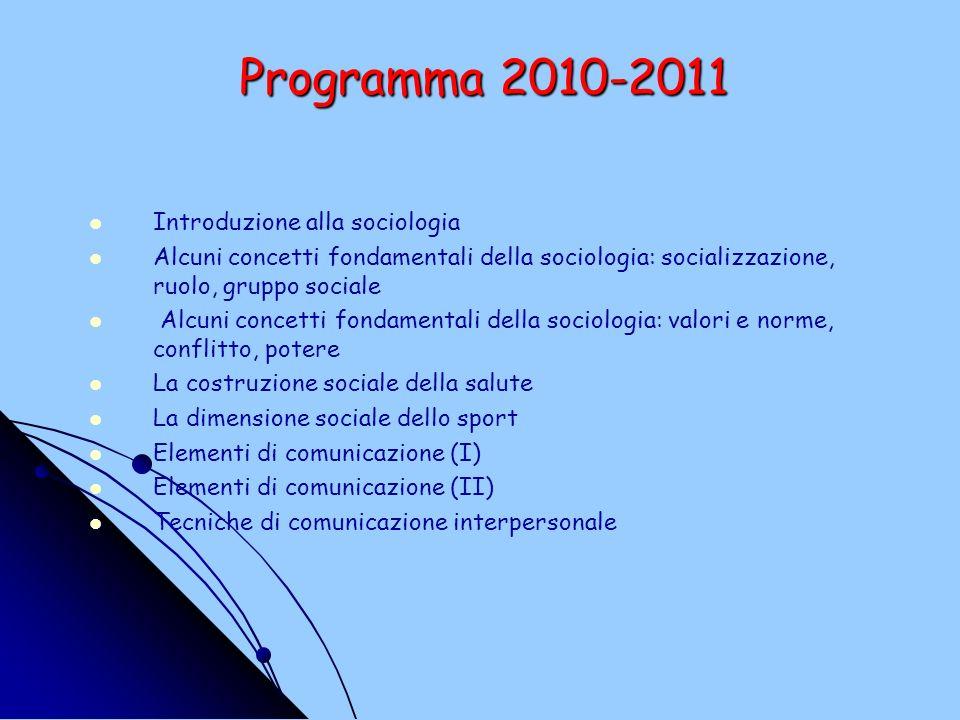 La sociologia è la scienza che studia il rapporto tra gli uomini in una struttura sociale organizzata.
