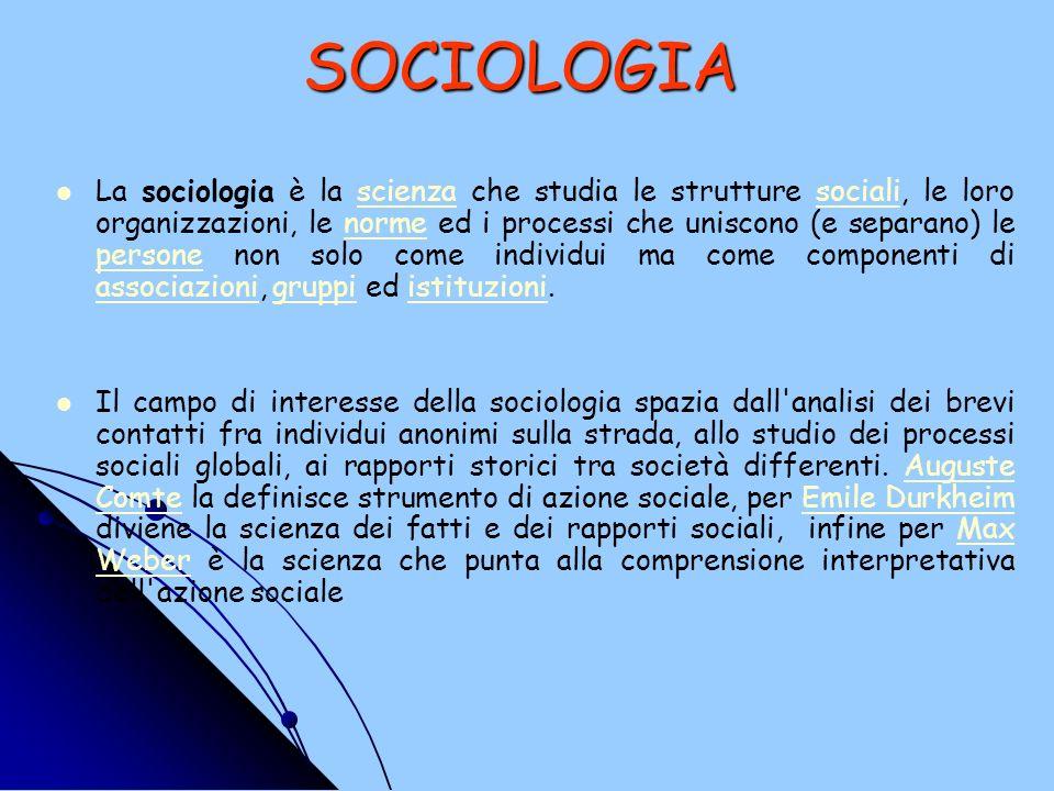 « La società è come un onda.