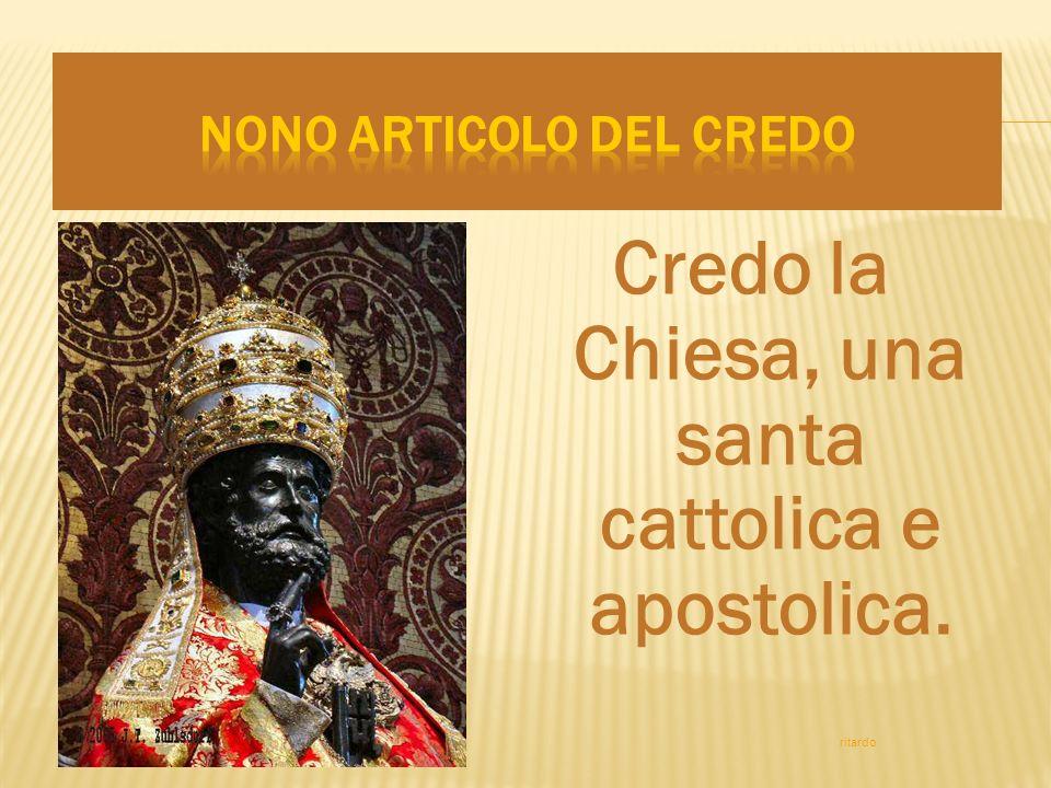 La parola Chiesa significa convocazione.
