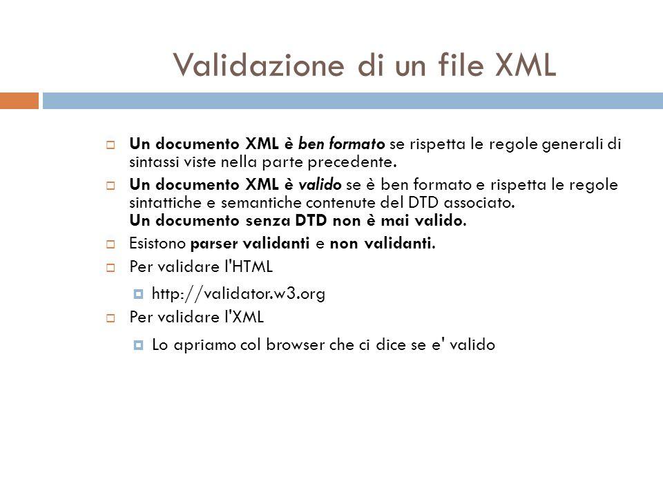 Ma qualcuno lo usa questo XML.RSS.