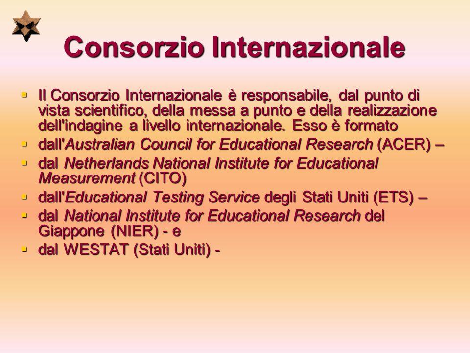 Il Consiglio dei Paesi partecipanti Vi fanno parte i rappresentanti del Ministero dell Istruzione di ciascun Paese.