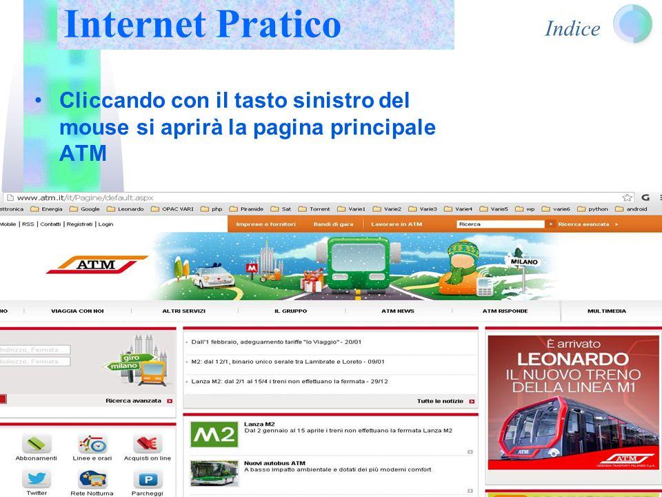 Indice Internet Pratico Cosa abbiamo imparato .