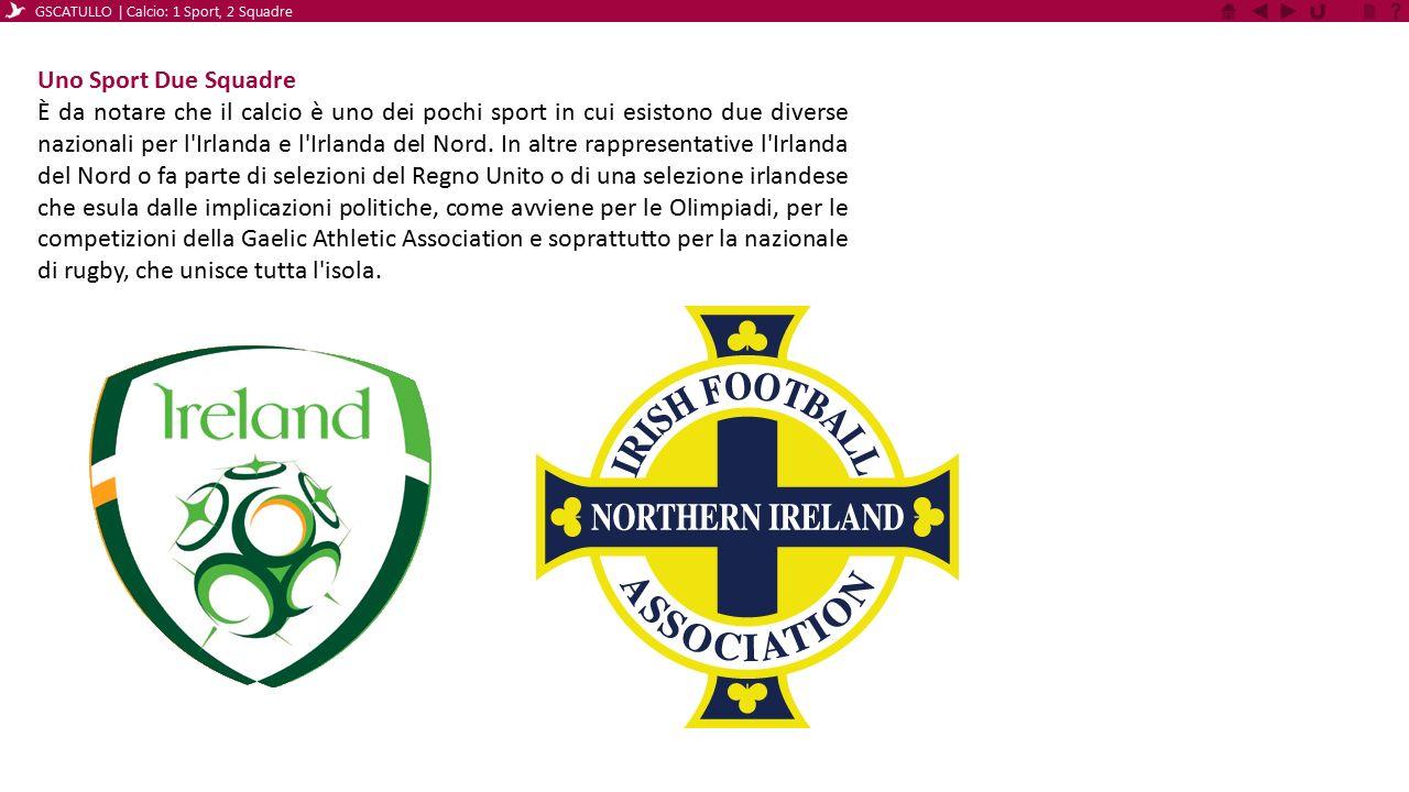 Disputa territoriale Prima della Guerra d indipendenza irlandese e della creazione dello Stato Libero d Irlanda, con la scissione della FAI dalla IFA, quest ultima controllava campionati e nazionale di tutta l isola d Irlanda.