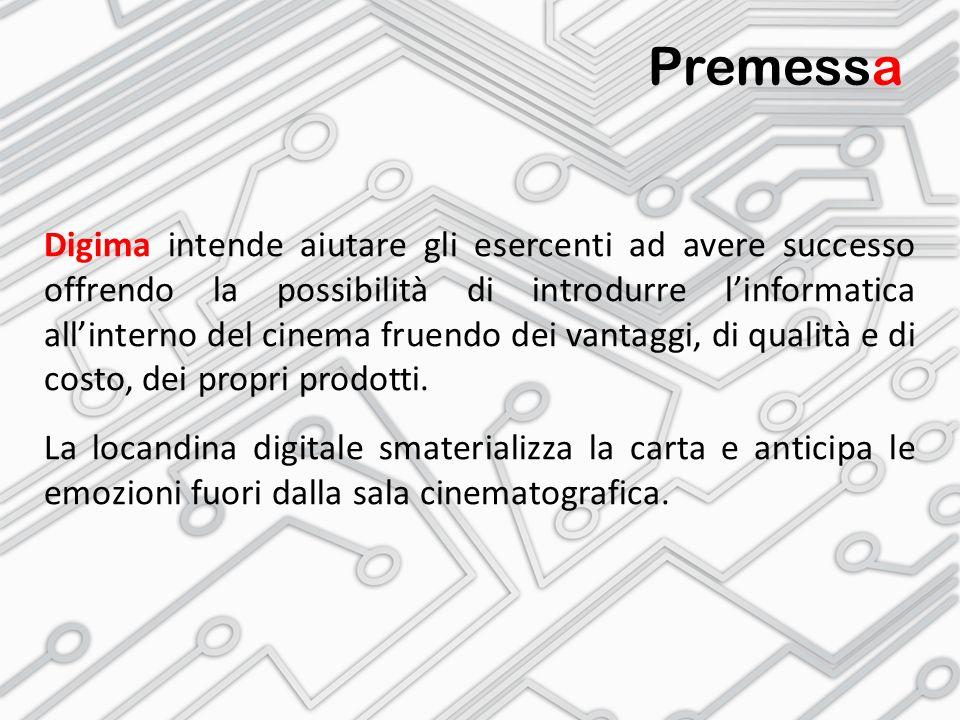 «Locadina Digitale» Il nuovo prodotto Digima per il 2015