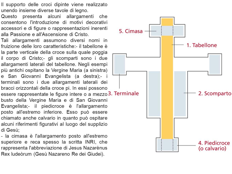Maestro Guglielmo, Christus triumphans Due sono le tipologie delle croci dipinte romaniche.