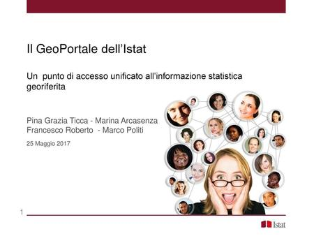Il GeoPortale dell'Istat