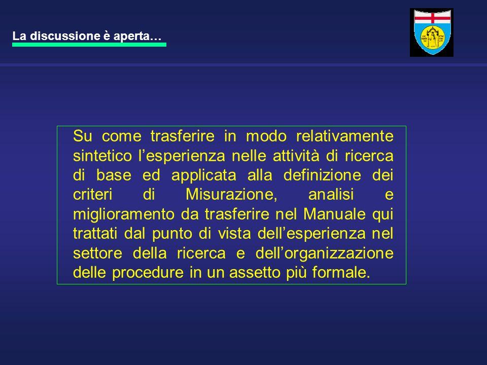 Ringraziamenti… Prof.Giovanni Battista Rossi (DIMEC - Università di Genova) Prof.
