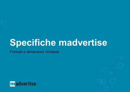 Specifiche madvertise