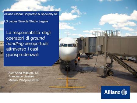 Allianz Global Corporate & Specialty SE