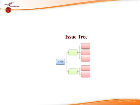 Issue Tree Issue.