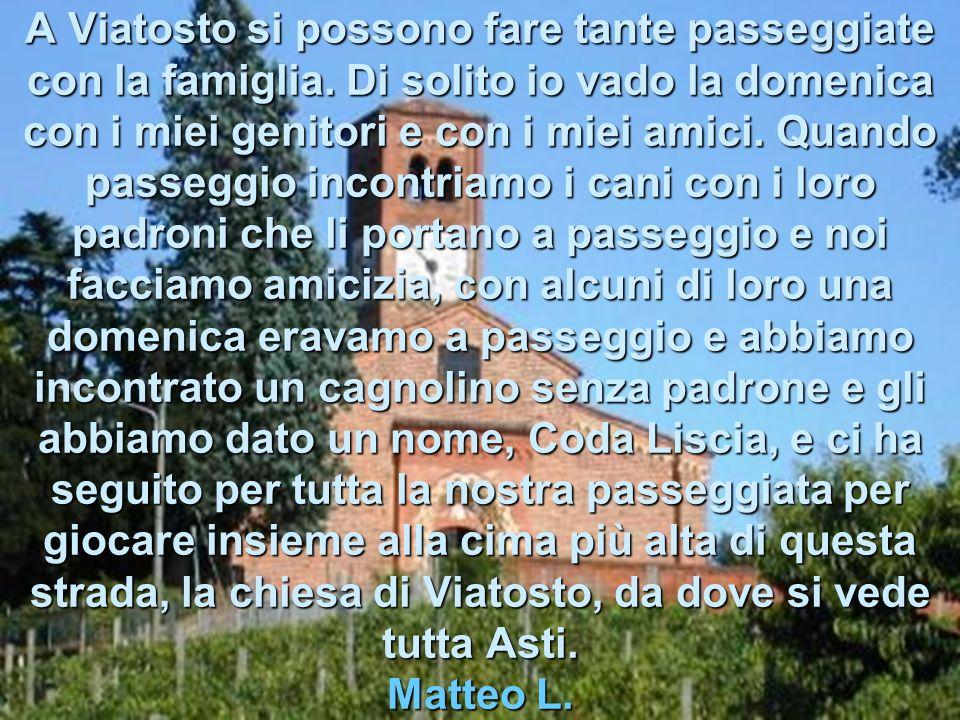 Nella mia città che è Asti cè una azienda alimentare che si chiama Saclà di Benedetto Saclà.