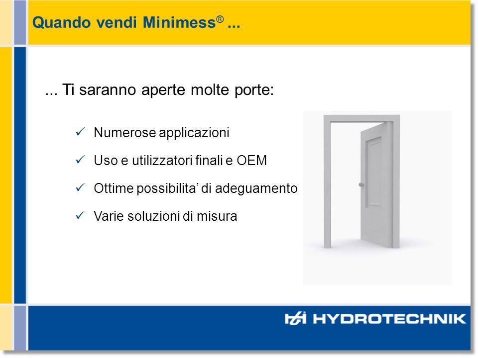 Molte grazie per la cortese attenzione www.hydrotechnik.com Hydrotechnik GmbH Holzheimer Str.