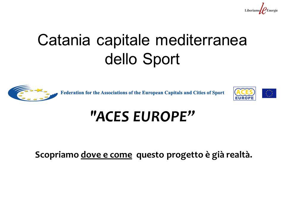 Cosè Aces Europe .