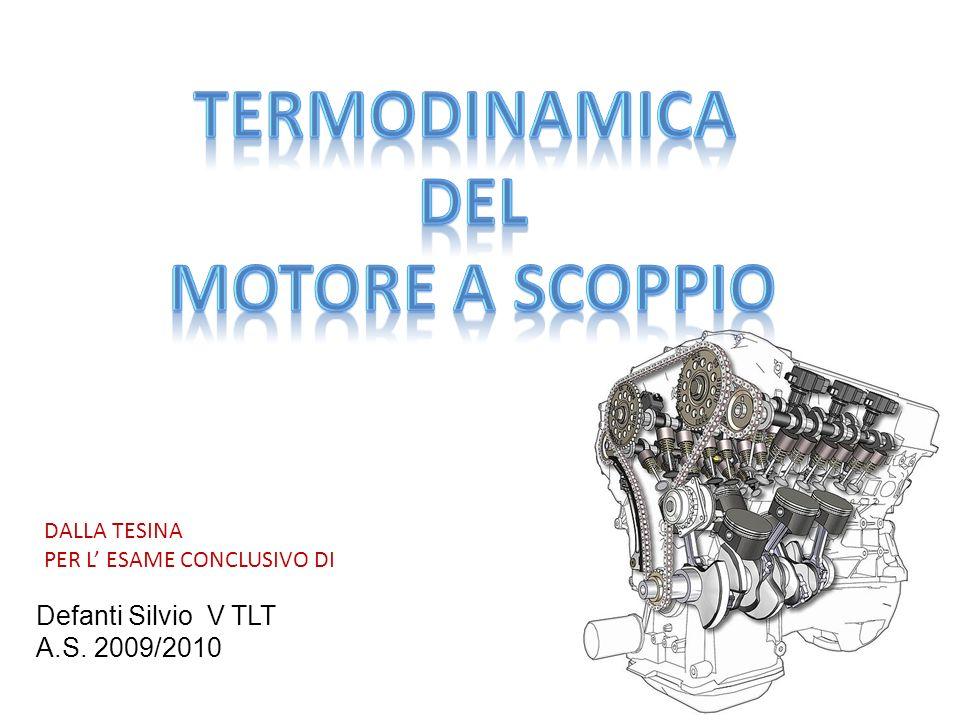 - 1870, Barsanti e Matteucci - 1877, Otto e Langen(brevetto) - Applicazioni: principalmente trasporto su gomma